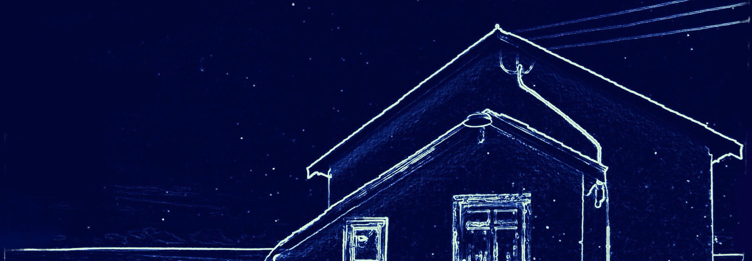 Dark Night House
