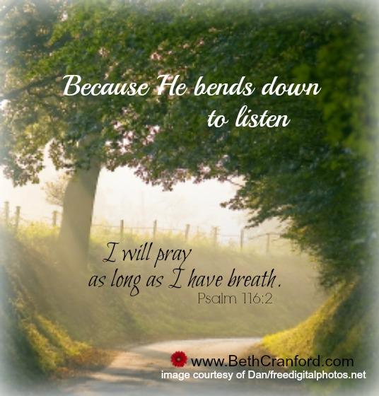 I Prayed For a Richer Prayer Life