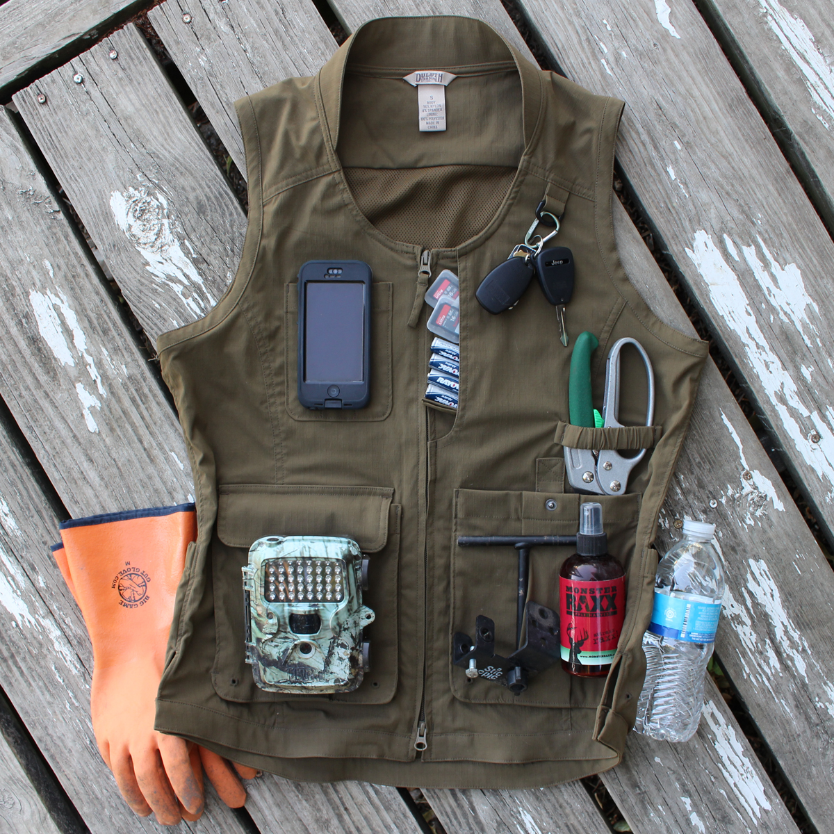 Trail Camera Gear