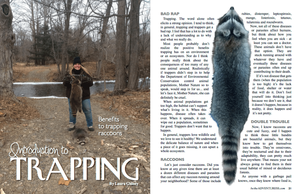 Introduction to Trapping