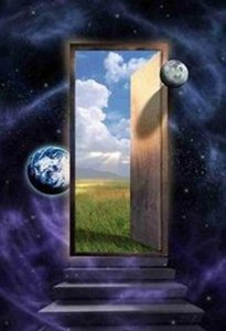 Interdimensional doorway - transformational coaching
