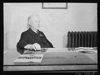 Center City draft board president in early 1942
