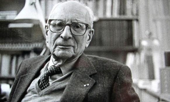 Claude Levi-Strauss