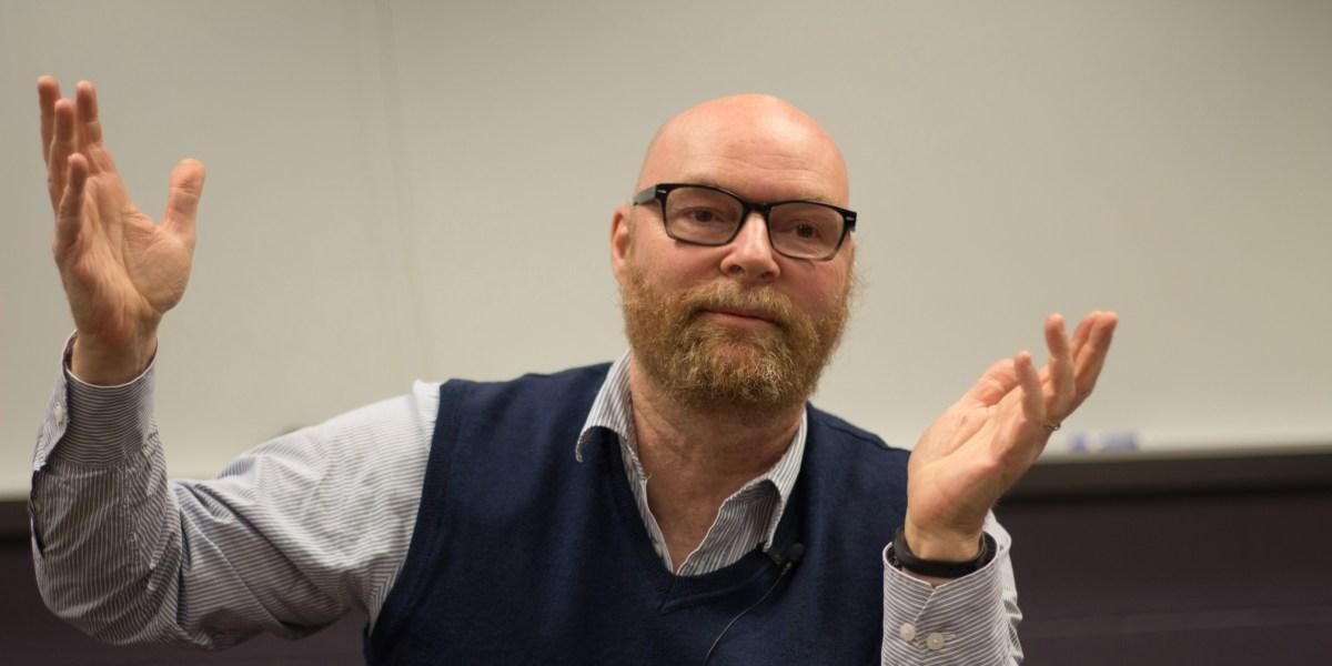 The Pull: MPR reporter Euan Kerr