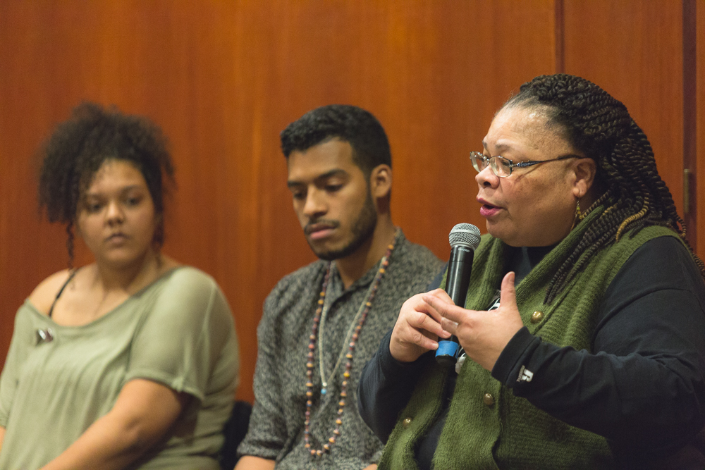 Black voices at Bethel share their experiences