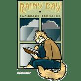 Rainy Day Paperback Exchange logo