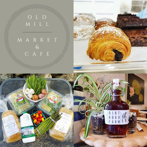 Old Mill Market and Cafe