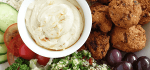 Hummus – an easy yummy recipe