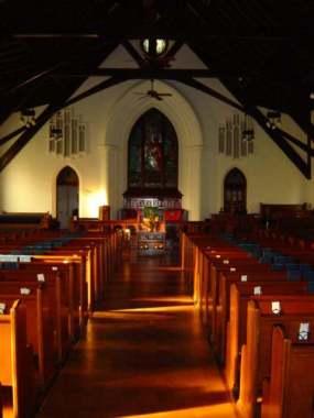 Sanctuary Inside Front