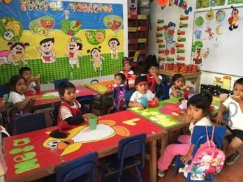 Breakfast at La Escuela
