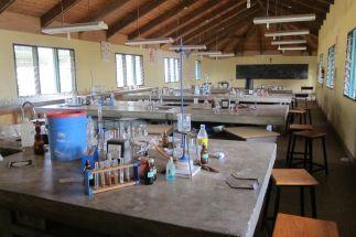 MGLSS Chemistry Lab