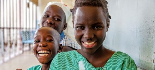 Dental visit at Arusha
