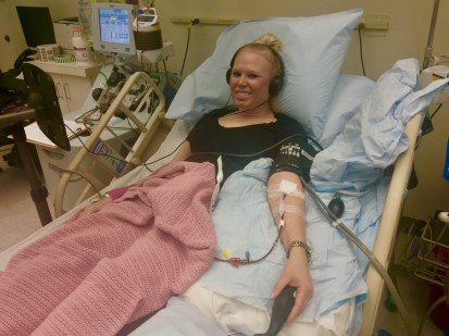 Leah Be The Match BioTherapies Donor