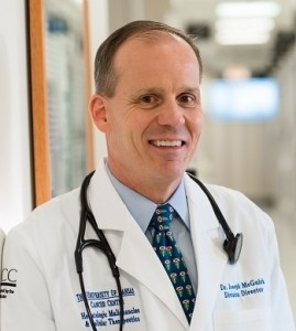 Dr. Joseph McGuirk is a Professor of Hematology-Oncology at the University of Kansas