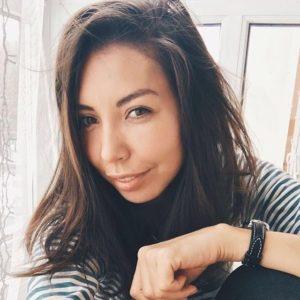 Анна Бахирева, блогер