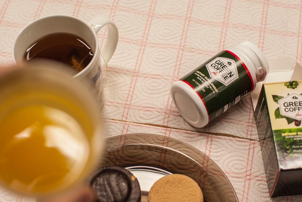 green coffee plus opinie