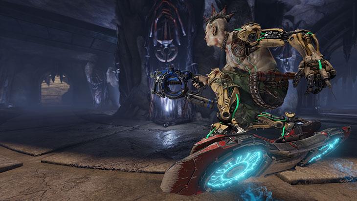 Quake Champions Debut Gameplay Trailer 1