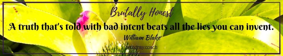 William Blake, telling the truth, authenticity, intentions, relationships, criticism