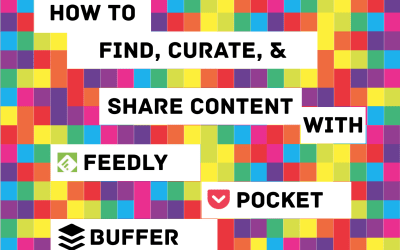 How I Curate Content for Social Media