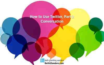 How to Use Twitter, Part 2: How to Tweet