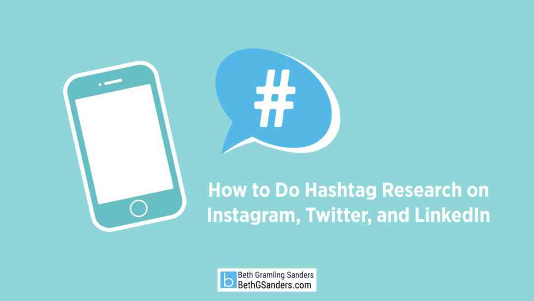 How to Do Hashtag Research on Instagram, Twitter, and LinkedIn