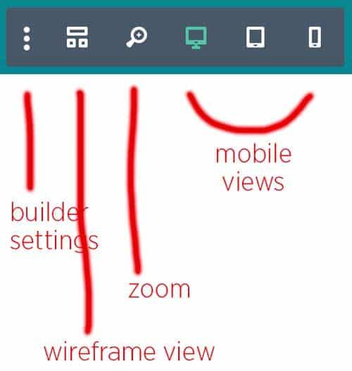 divi builder settings