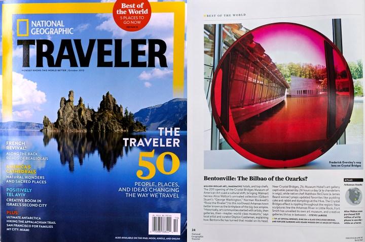 National Geographic Traveler 1