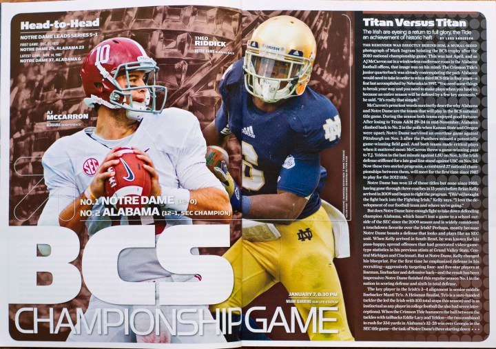 Sports Illustrated sports photographer