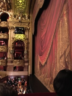 From this view I saw the trap doors used in La Sylphide