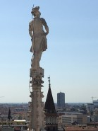 A view from the Duomo