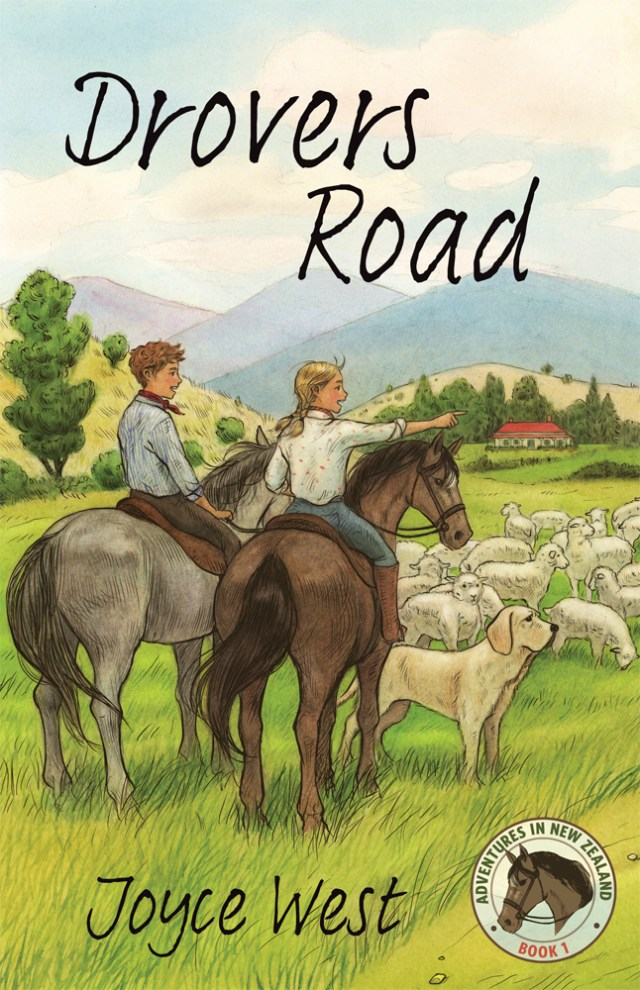 DroversRoad_Cover