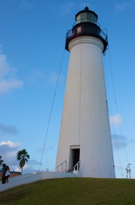 Beth Partin's photos, Rio Grande Valley attractions, Port Isabel lighthouse