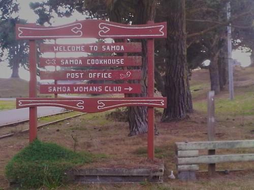 Arcata photos, Arcata attractions, lumber camp cookhouses