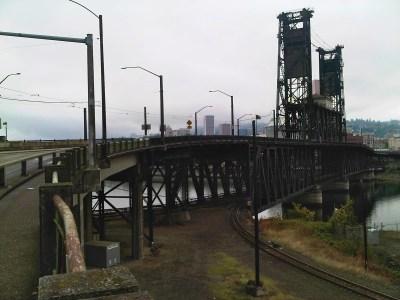Portland photos, overcoming fear