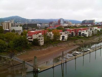 NW Portland marina