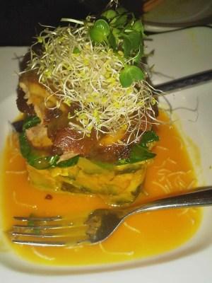tea leaf cuisine, Burmese cuisine