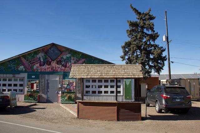 Growhaus exterior Dec 2014