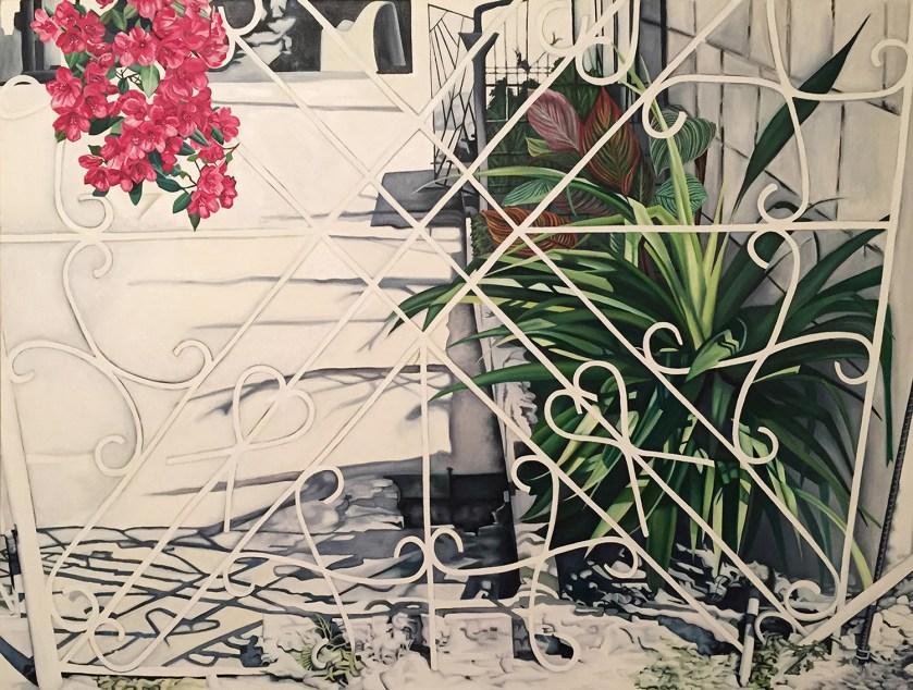 Flowers for Cuba by Beth Pederson