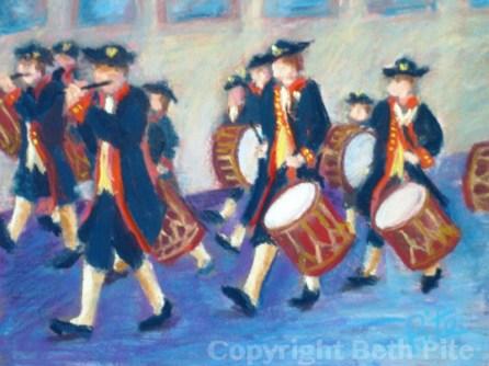 Parade on Trumbull