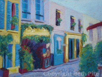 Parisian Street II