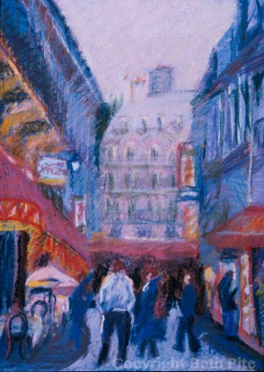 Left Bank Paris