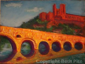 Bridge at Beziers