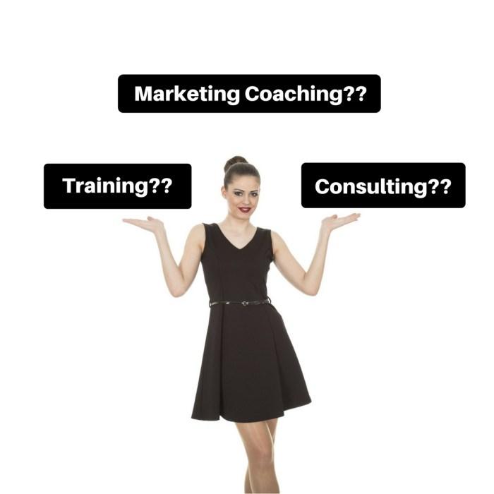 Marketing Coach
