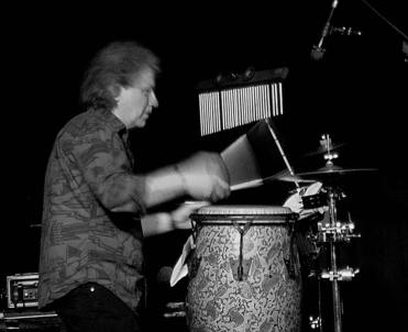 ed on percussion