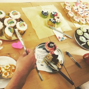 The office bake off - I will miss this dearly!