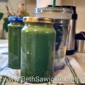 Green Juice www.BethSawickie.com