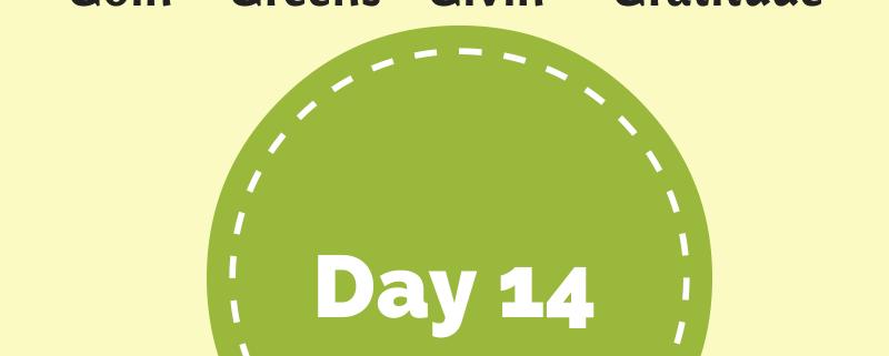 My Feel Good journal - Day 14 http://www.BethSawickie.com
