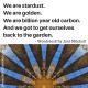 We are stardust http://www.bethsawickie.com