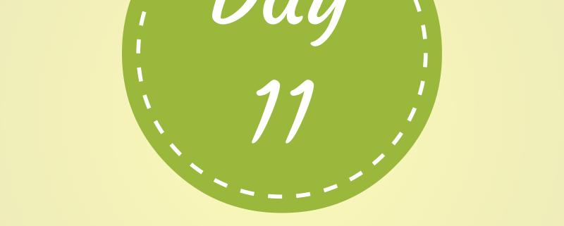 My Feel Good Journal Day 11 - http://www.BethSawickie.com