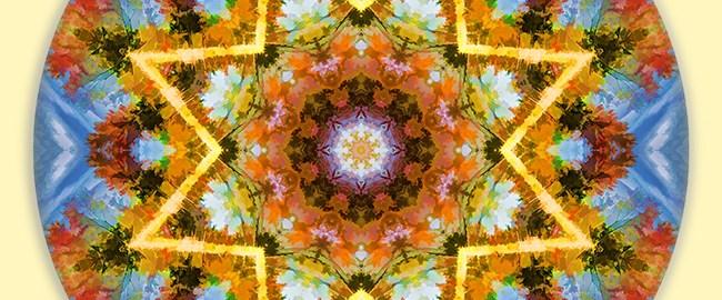 Happy Mandala by Beth Sawickie http://bethsawickie.com/happy-mandala